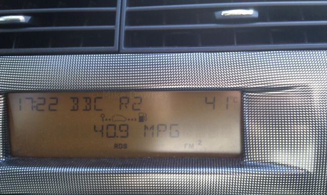 41 degrees