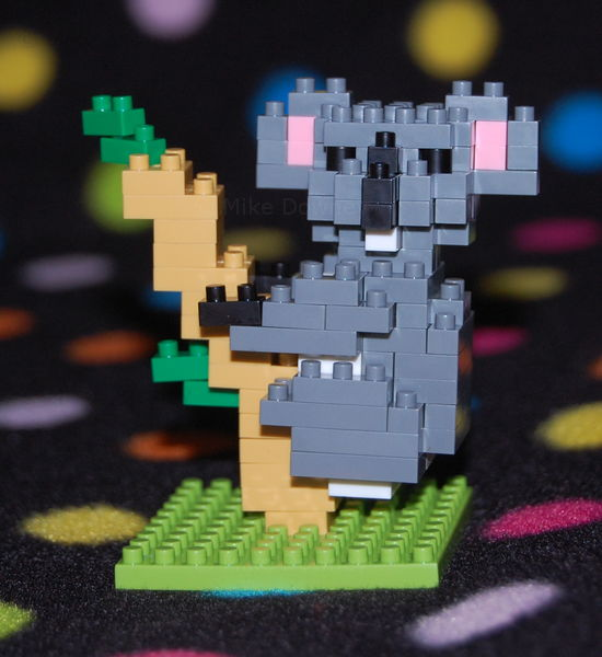 Nanoblock Koala