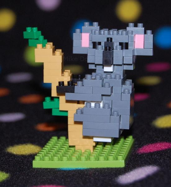 Nanoblock Koala