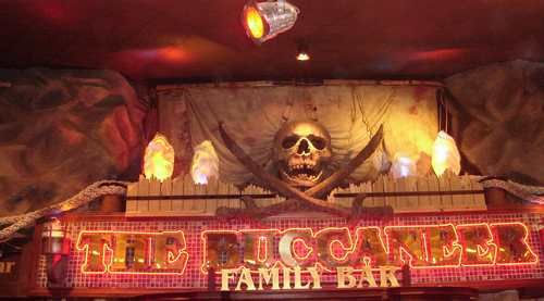The Buccaneer Family Bar