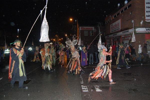 Ostara parade