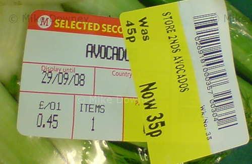 Not an avocado