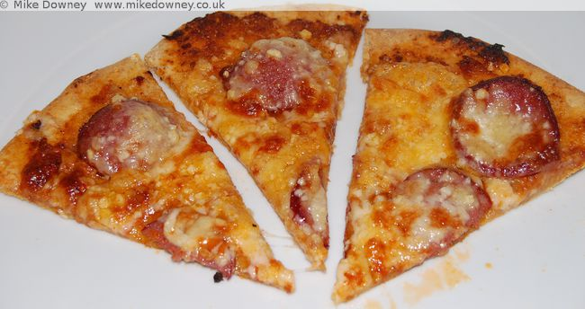 Pizza Deux Chevaux