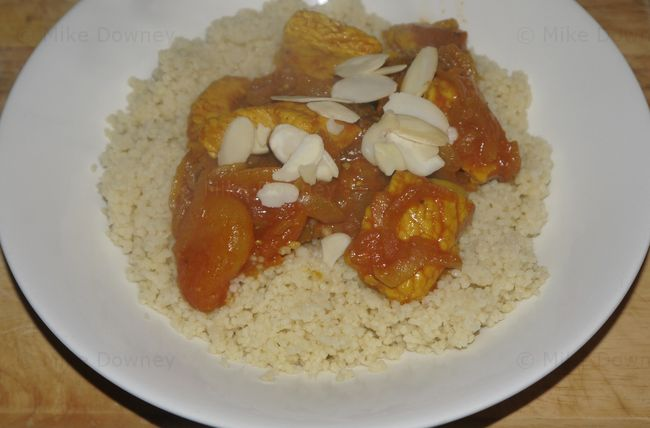 Turkey Tagine