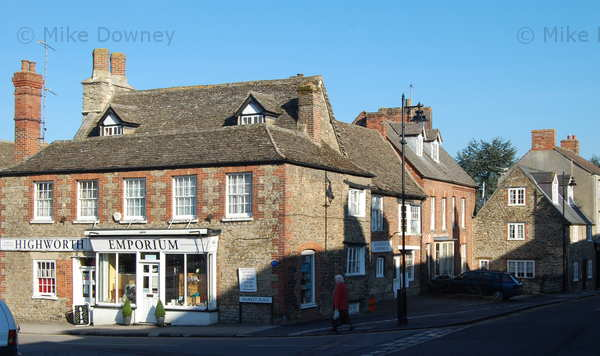 Highworth Market Square