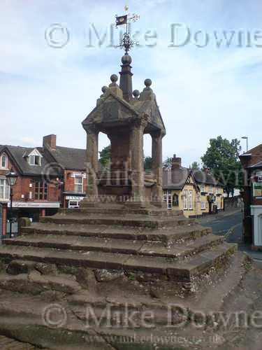 Old Cross in Lymm