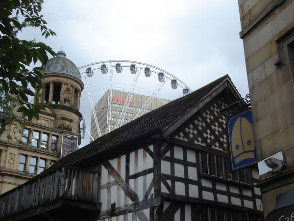 Big Wheel in Manchester