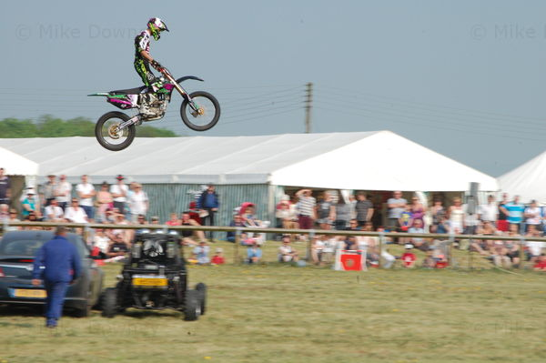 stunt bike